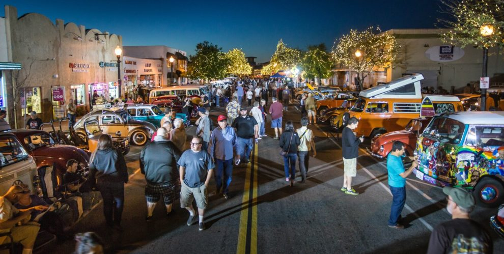 Thursday Nights in Old Town Newhall – The Place To Be!